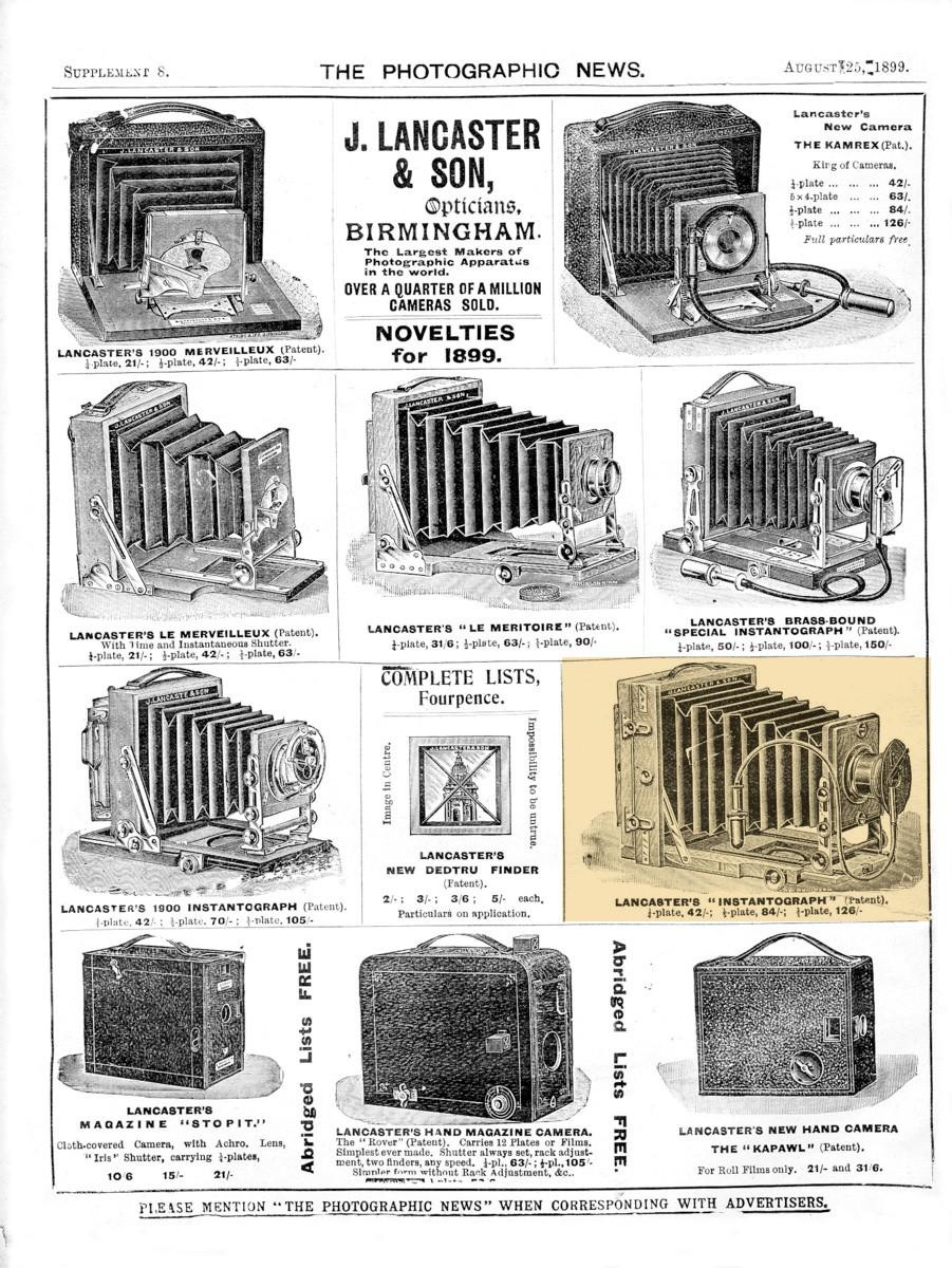 1899 Lancaster Advert highlight.jpg