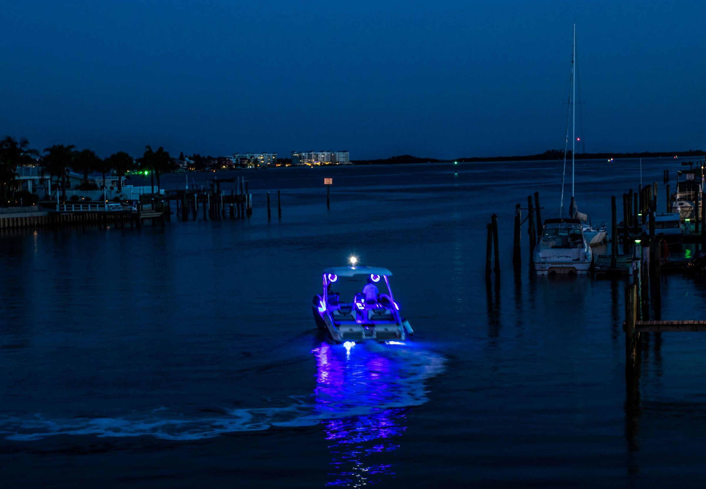 383 boat blue lights St. Pete marina cvt (2) 2.jpg