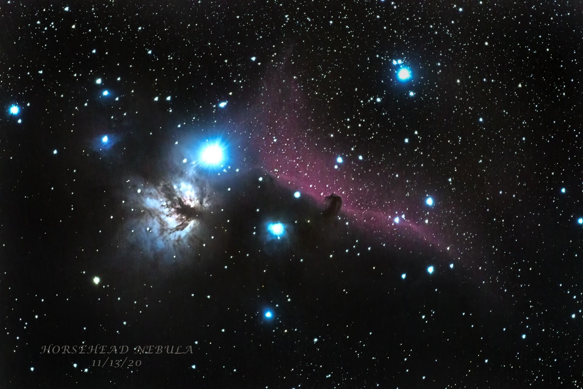 Horsehead Nebula 111320 V2.jpg