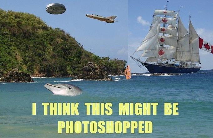 I think this might be Photoshopped meme.jpg