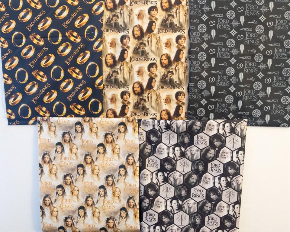 LOTR fabrics.JPG