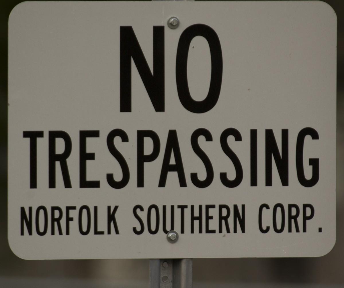 Norfolk Southern Sign.JPG