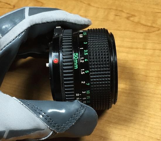 Help Canon Fd 50mm 14 Wont Mount To Ae 1 Thephotoforum Film