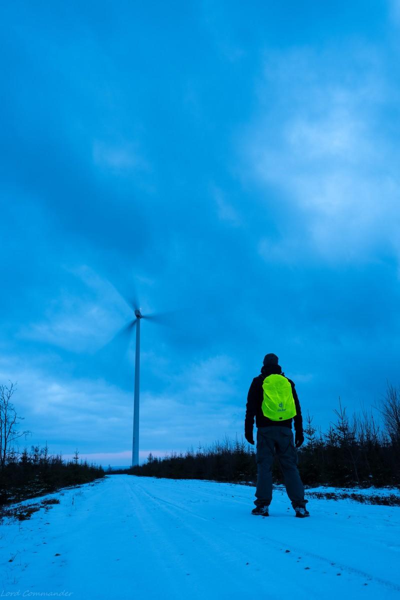 Yellow Backpack at Wind Powerplant.jpg