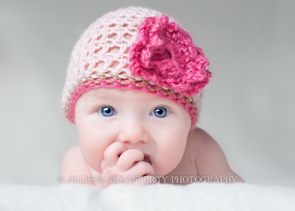 Josie Pink hat