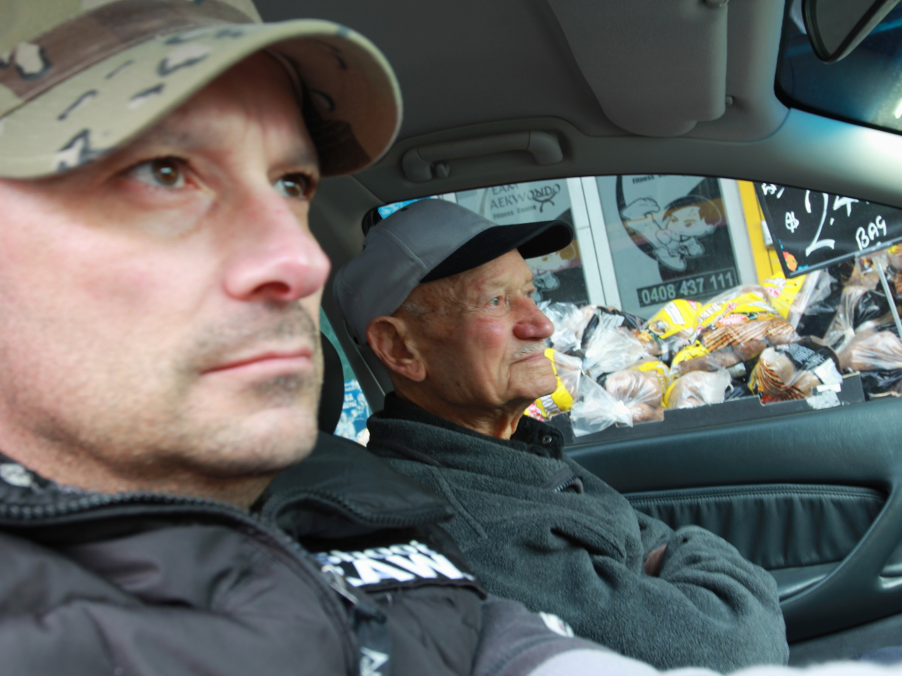 Giuseppe & John Torcasio