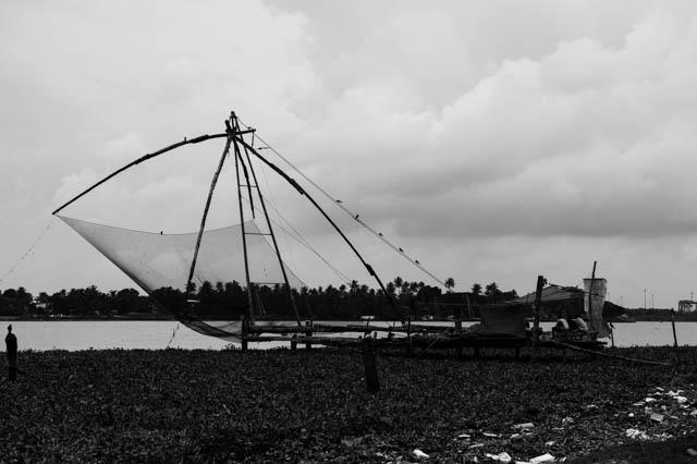 Chinese Fishing Nets - Cochin 2