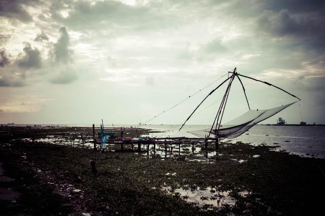 Chinese Fishing Nets - Cochin 4