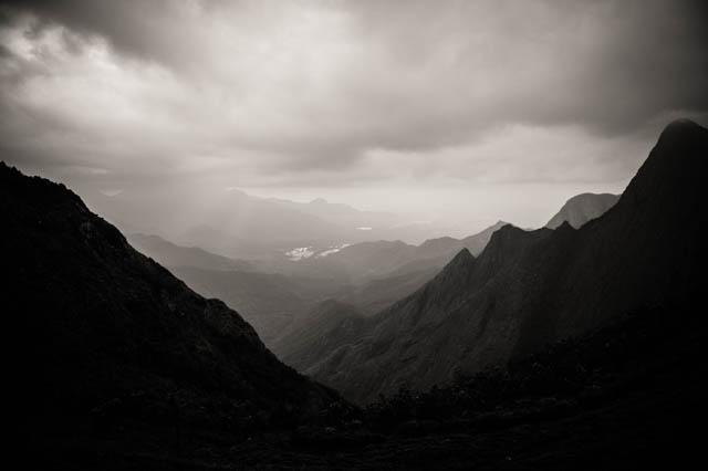 Kolukkumalai Mountain