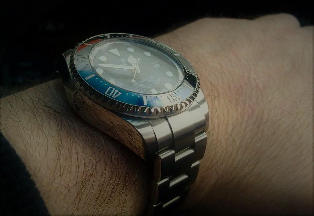 John Torcasio: Rolex