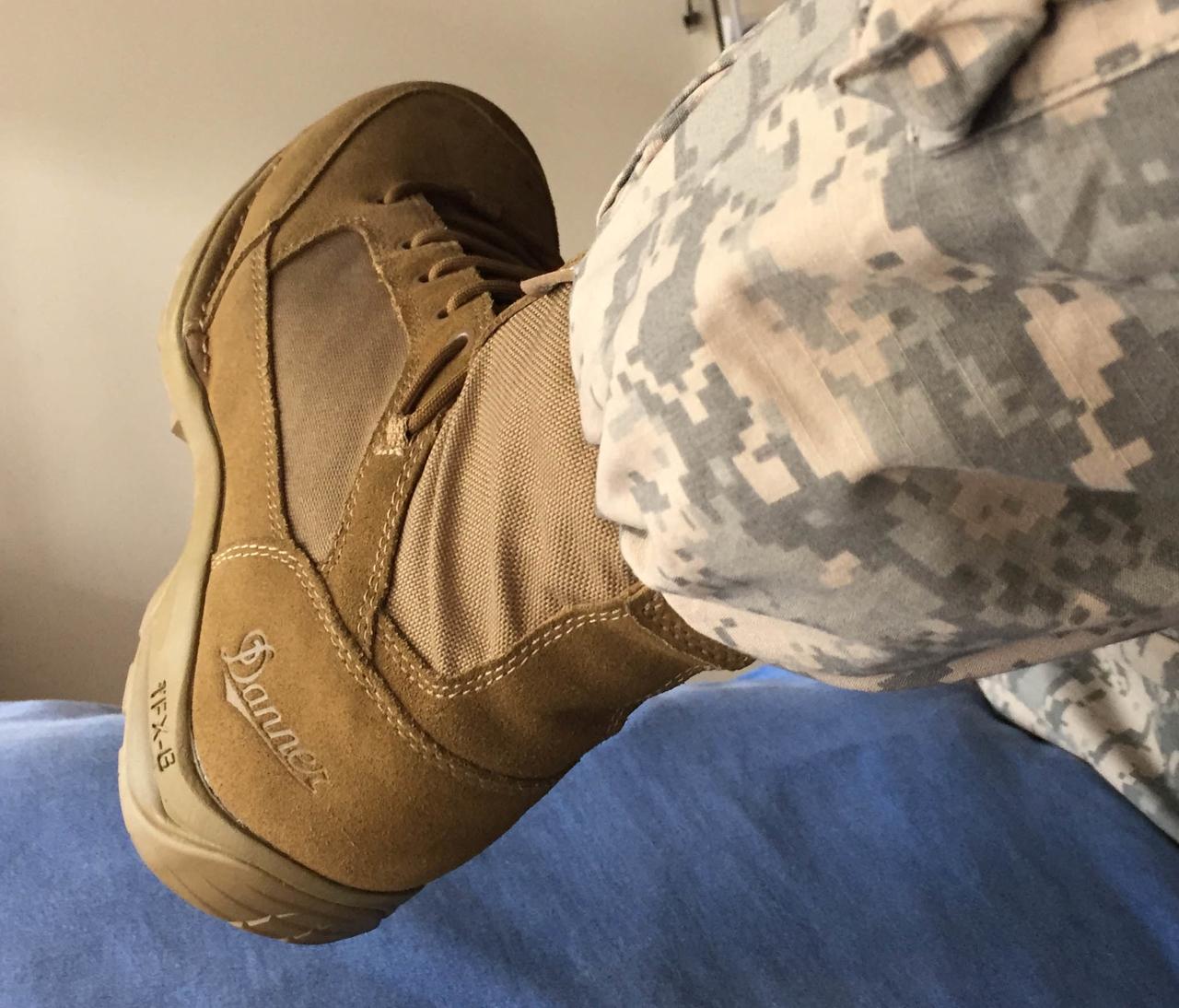 Danner Desert TFX G3 Boots