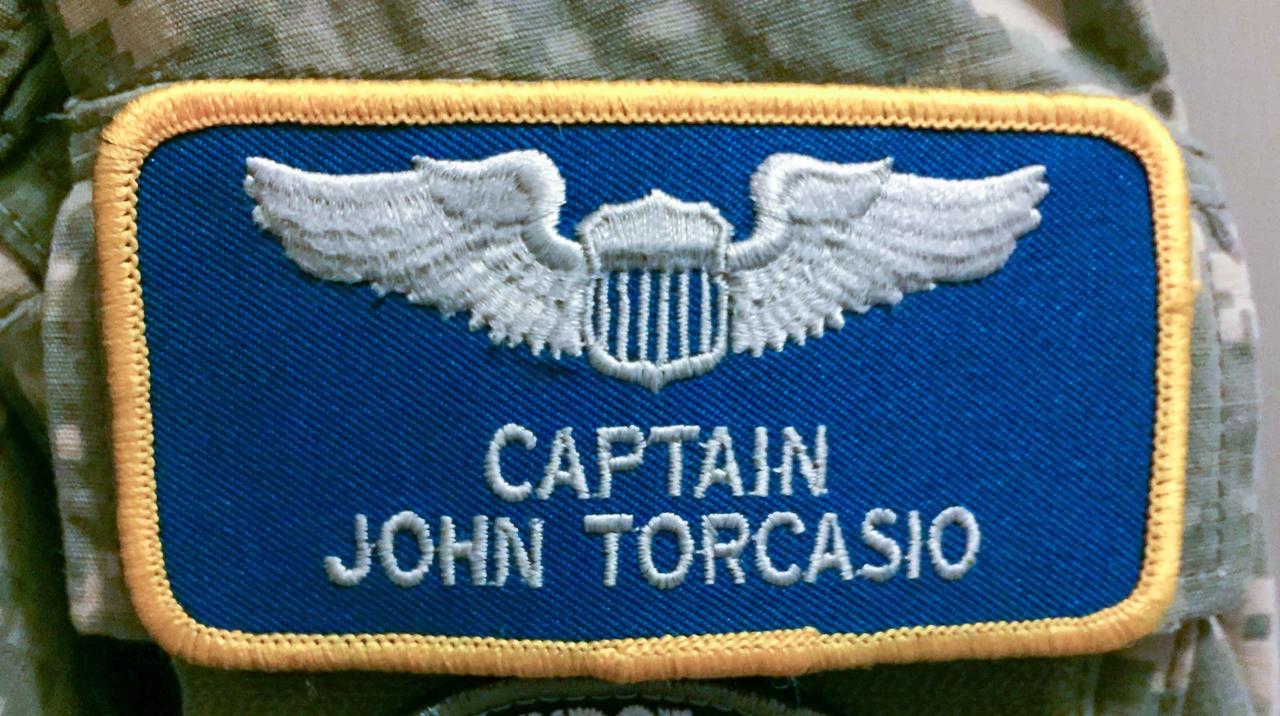 John Torcasio: Captain