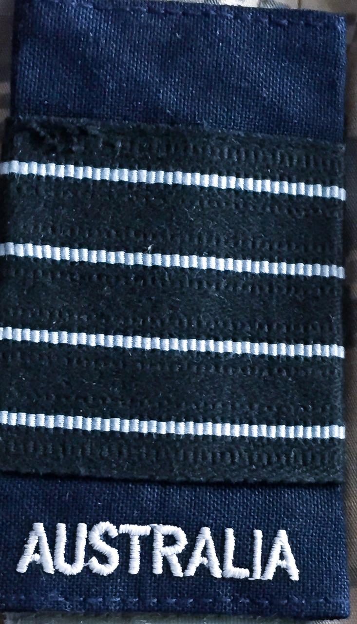 Group Captain RAAF Insignia