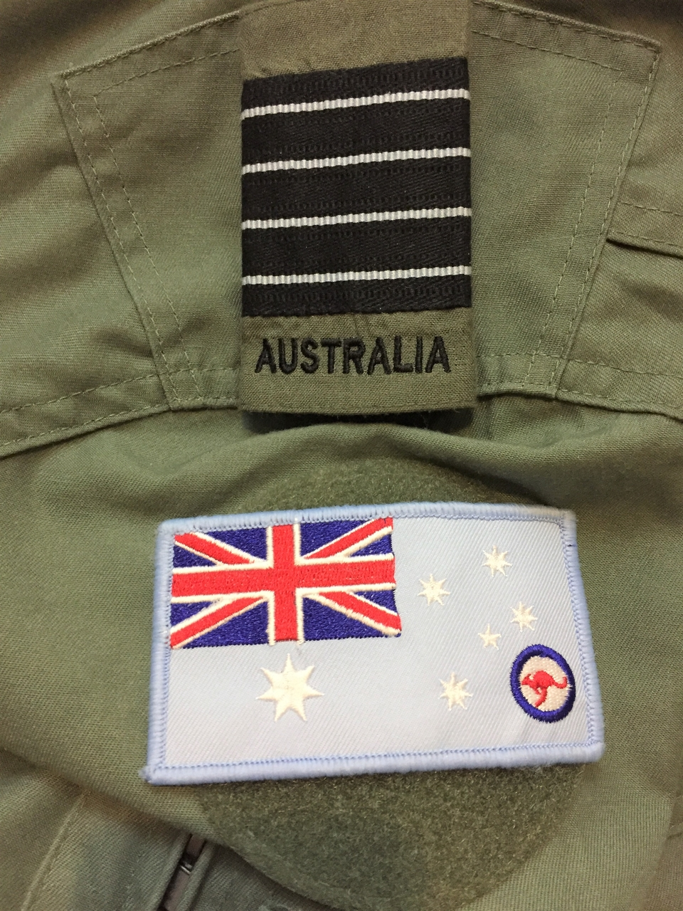 Patch – RAAF – Royal Australian Air Force Ensign