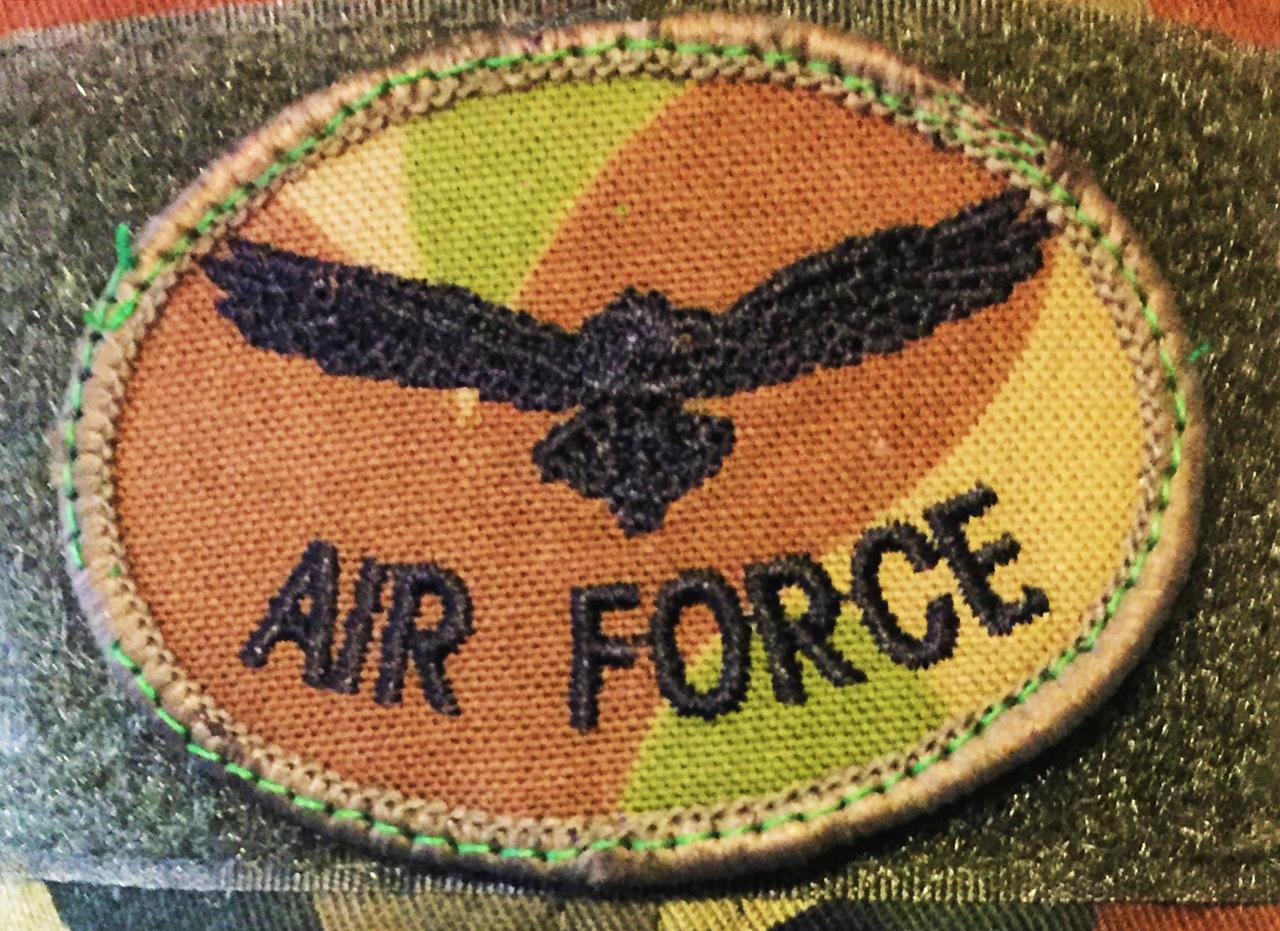 (RAAF) biscuit patch for DPCU