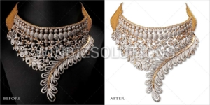 Jewelry Photo Editing and Retouching