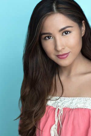 Melanie Kim Headshot session by Todd Estrin Photography