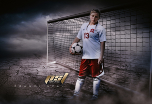 Sports Photography and Template Creations