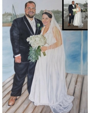 portraitflip Buy custom handmade portrait and oil painings online