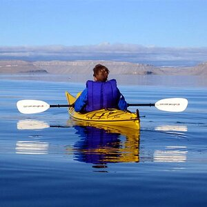 kayaking in Arctic 2