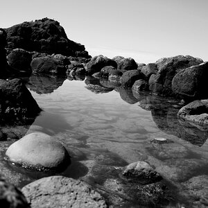 Giants Causeway, BW conversion