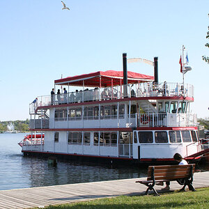 Barrie Waterfront Ferry Cruise