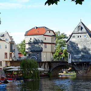 Bad Kreuznach Bridgehouses