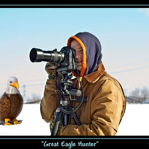 Great Eagle Hunter